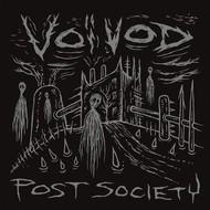 VOIVOID - POST SOCIETY EP CD