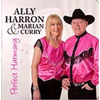 ALLY HARRON & MARIAN CURRY - PERFECT HARMONY CD