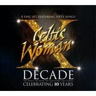 CELTIC WOMAN - DECADE (4  CD SET)...