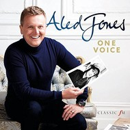Classic FM, ALED JONES - ONE VOICE (CD)