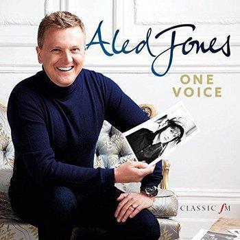 Classic FM, ALED JONES - ONE VOICE (CD)