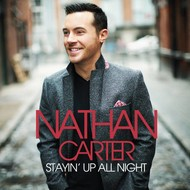 NATHAN CARTER - STAYIN' UP ALL NIGHT (CD)