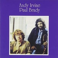 ANDY IRVINE & PAUL BRADY (CD)...