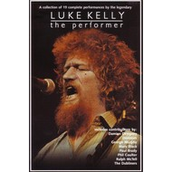 Celtic Airs/IML,  LUKE KELLY - THE PERFORMER (DVD)