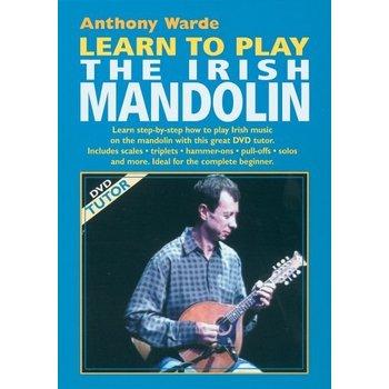 ANTHONY WARDE - LEARN TO PLAY THE IRISH MANDOLIN (DVD)