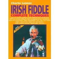 CHARLIE LENNON - IRISH FIDDLE COMPLETE TECHNIQUES (DVD)...