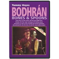 TOMMY HAYES - BODHRAN, BONES AND SPOONS (DVD)