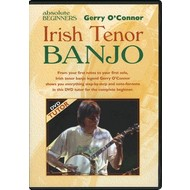 GERRY O'CONNOR - IRISH TENOR BANJO (DVD)...