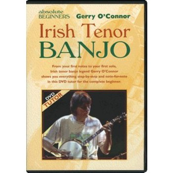 GERRY O'CONNOR - IRISH TENOR BANJO (DVD)