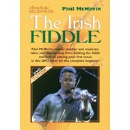 PAUL MCNEVIN - THE IRISH FIDDLE (DVD)