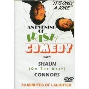 SHAUN CONNORS - AN EVENING OF IRISH COMEDY (DVD)
