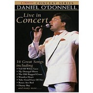 Rosette Records,  DANIEL O'DONNELL - LIVE IN CONCERT (DVD)