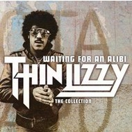 THIN LIZZY - WAITING FOR AN ALIBI (CD).