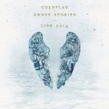 COLDPLAY - GHOST STORIES LIVE 2014 (CD & DVD)