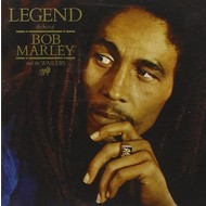 BOB MARLEY AND THE WAILERS - LEGEND (CD)