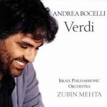 ANDRE BOCELLI - VERDI