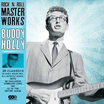 BUDDY HOLLY - ROCK N ROLL MASTER WORKS VINYL