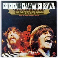 CREEDENCE CLEARWATER REVIVAL  - CHRONICLE: THE 20 GREATEST HITS (CD)...