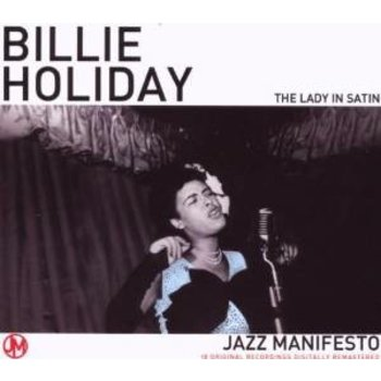 BILLIE HOLIDAY - JAZZMANIFESTO / THE LADY IN SATIN