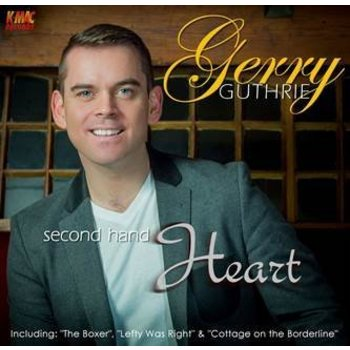 GERRY GUTHRIE - SECOND HAND HEART