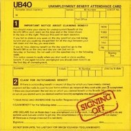 UB40  - SIGNING OFF (CD).