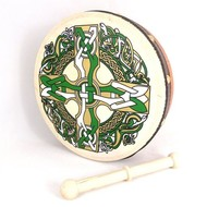 WALTONS  8'' CELTIC CROSS BODHRAN