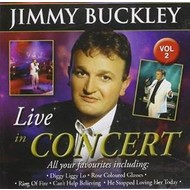JIMMY BUCKLEY - LIVE IN CONCERT VOL 2 (CD)
