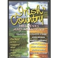 IRISH N COUNTRY MELODIES AND MEMORIES (DVD)