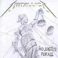 METALLICA - AND JUSTICE FOR ALL (CD).