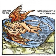 Columbia,  LEONARD COHEN - NEW SKIN FOR THE OLD CEREMONY (CD)