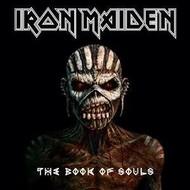 IRON MAIDEN - THE BOOK OF SOULS  (VINYL)