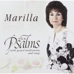 MARILLA NESS - THE PSALMS with gospel meditations and songs (CD)