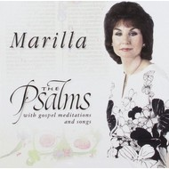 MLM Records,  MARILLA NESS - THE PSALMS (with gospel meditations and songs).