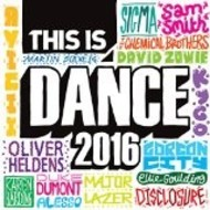 THIS IS DANCE 2016 - VARIOUS