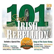 Dolphin Records,  101 Songs Of Irish Rebellion - Various Artists (5 CD Set)