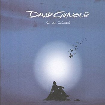 DAVID GILMOUR - ON AN ISLAND LP
