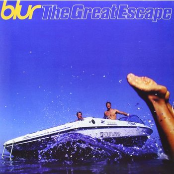 BLUR - THE GREAT ESCAPE LP