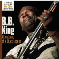 BB KING - MILESTONES OF A BLUES LEGEND (10 CD SET)