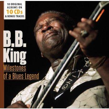 BB KING - MILESTONES OF A BLUES LEGEND (10 CD SET)