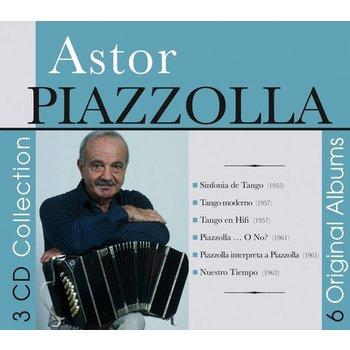 ASTOR PIAZZOLIA - 6 ORIGINAL ALBUMS