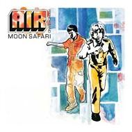 Parlophone,  AIR - MOON SAFARI LP