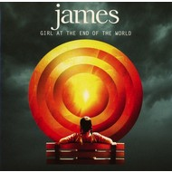 Sony Music,  JAMES - GIRL AT THE END OF THE STREET CD