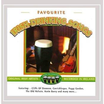 FAVOURITE IRISH DRINKING SONGS - VARIOUS ARTISTS