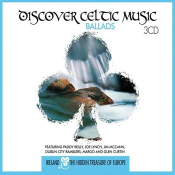 DISCOVER CELTIC MUSIC, BALLADS - VARIOUS ARTISTS (3 CD SET)