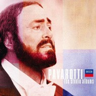 PAVAROTTI - THE STUDIO ALBUMS (12 ALBUM SET)