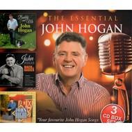 Irish Music,  JOHN HOGAN - THE ESSENTIAL JOHN HOGAN (3 CD Set)