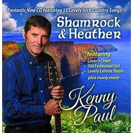 Irish Music,  KENNY PAUL - SHAMROCK & HEATHER