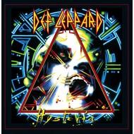 DEF LEPPARD - HYSTERIA (CD)