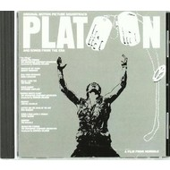 PLATOON (Original Soundtrack) CD