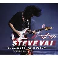 Sony Music,  STEVE VAI - STILLLNESS IN MOTION : VAI LIVE IN L.A. (2 CD Set)